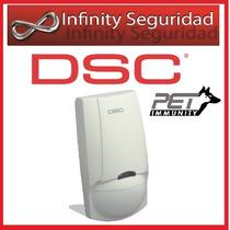 Sensor Detector De Movimiento Infrarr Dsc Lc-104 Antimascota