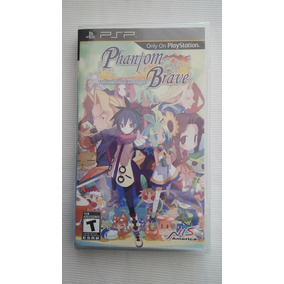 Phantom Brave Psp Original Lacrado Rpg Tipo *final Fantasy*