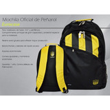 Mochila Oficial Del Club Atletico Peñarol 15.4 Eurocase