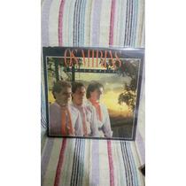 Lp/ Vinil - Os Mirins- Som Campeiro- 1987