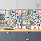 Vinil Adhesivo De Azulejos Decorativos Para Pared Varios Mod