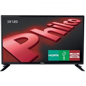 Tv Led 28 Polegadas Philco Conversor Tv Digital Integrado