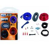 Cable P/auto Ssl 4 Gauge Cable Kit