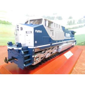 Escala Ho Frateschi Locomotiva Ac 44 Rumo 8292 Jorgetrens