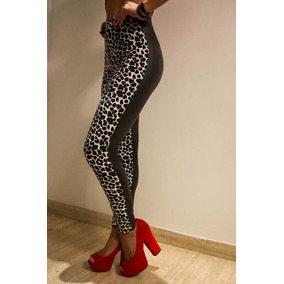 Legging Provoque Importado Estampado Pantalon Stretch Moda