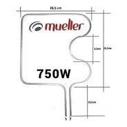 Resistência Forno Mueller Sonetto / Celebrare - 750w - 127v