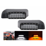 Luces Leds Para Espejos Laterales Ford Lobo F-150 2009-2014