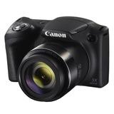 Cámara Powershot Sx420 Hs Negro - Marca Canon