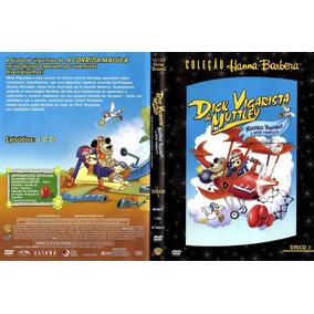 Dvd - Coleção - Dick Vigarista E Muttley - Máquinas Voadoras
