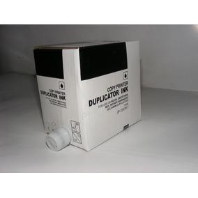 Cartucho Tinta Generica Duplicador Ricoh Tipo Jp-12 / Jp-30