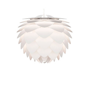 Lámpara Silvia Blanca Mediana -desli-