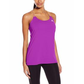 Musculosa adidas 3 Stripe Tank Mujer Para Entrenamiento Gym