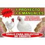 Proyecto+manuales De Poll0s De Eng0rde Sirve Para Credito