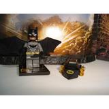 Batman Liga Da Justiça Grey Scuba