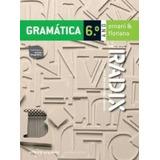 Livro Gramática 6º Ano - Coleção Projeto Radix Ernani Terra