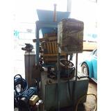 Maquina Hidraulica Para Fabricação De Blocos De Concreto.