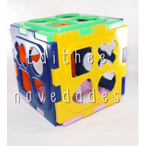 Cubo Didactico Armable 13rf