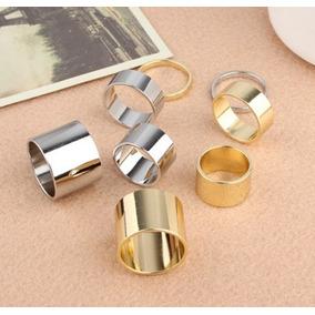 Anillos Midi Ring Tendencia Accesorios Femeninos Moda Mujer
