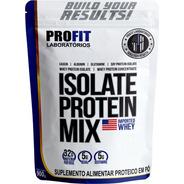 Whey Isolate Protein Mix Refil 900g - Profit