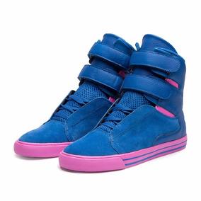 Zapatillas Botines Supra Tk Mujer Hombre Todos Los Colores