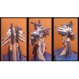Papercraft Macross Vf-1 Anime Modelismo