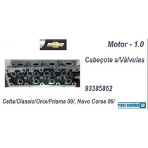Cabeçote Celta Onix Prisma Classic 09/..corsa 06/ 1.0 Orig.
