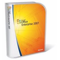 Office 2007 Enterprise - Pt-br + Licença Chave