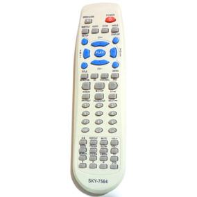 Controle Remoto Dvd Semp Toshiba Dvd3150 / Sd-7050/ Sd-7070