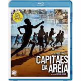 Blu-ray - Capitães De Areia (lacrado)