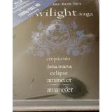 Crepusculo Saga Completa Twilight 5 Peliculas En Bluray