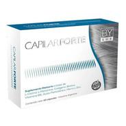 By She Capilar Forte 60 Cápsulas Fortalece Cabello Y Uñas