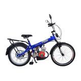 Bicicleta Motorizada Wmx Twist 49cc Bikelete - Frete Grátis