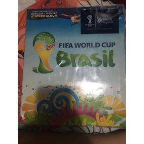 Álbum Copa Do Mundo 2014 Completo