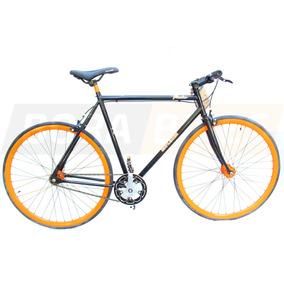 Bicicleta Fixie 28 Single Speed Hombre Urbana Carrera