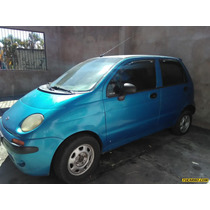 Daewoo Matiz S - Sincronico
