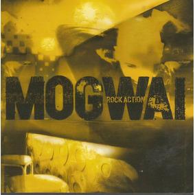 Cd - Mogwai - Rock Action - Lacrado