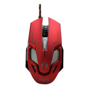 Mouse Gamer Nisuta Nsmogz2 2400dpi Programable