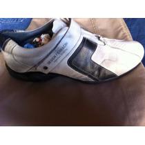 Zapatos Ferracini De Hombre N 40 Cuero.