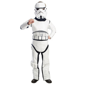 Disfraz Para Niño De Star Wars Storm Trooper