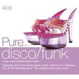 Cd Pure Disco/funk - 4 Cds -