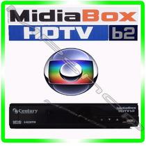 Receptor Parabolica Century Midiabox B2 - H D T V Digital