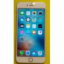 Iphone 6 Plus Dorado Telcel Msi