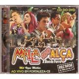 Cd Malla 100 Alça - Ao Vivo Em Fortaleza-ce - Novo***