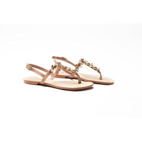 Rasteira Nude Rose-sandale Boutique