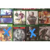 Juegos De Xbox One. Fifa, Gears, Mortal Kombat, Dbz, Etc