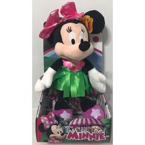 Peluche Minnie Hawaiana 25 Cm Wabro