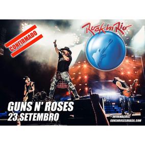 Rock In Rio 2017 Kit Shows Rock Dvd(7 Dvd) Frete Gratis
