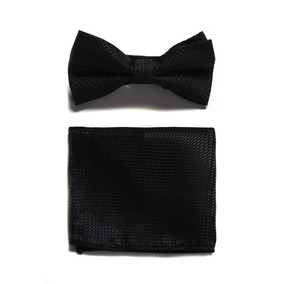 Moño Y Pañuelo Negro - Lob - 1038408 - Negro