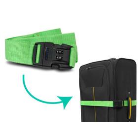 Cinturón De Seguridad Mc. Carthy Cic-1 Verde