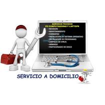 Reparacion De Computadoras Y Laptops A Domicilio